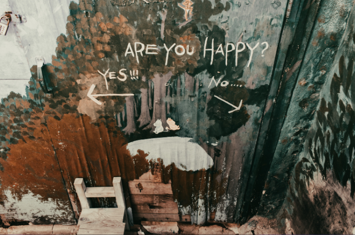 Question are you happy