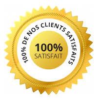 Avis clients : 100% satisfaits