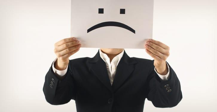 client insatisfait